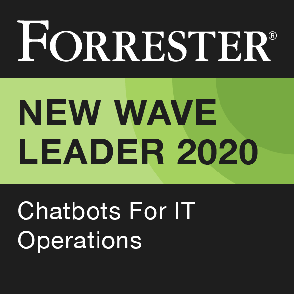 Forrester New Wave Leader 2020